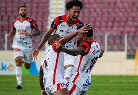 Série D: Campinense abre vantagem contra Sergipe mas cede empate no final