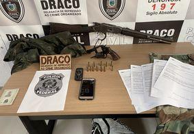 Suspeito de matar policial do Rio Grande do Norte é preso em João Pessoa