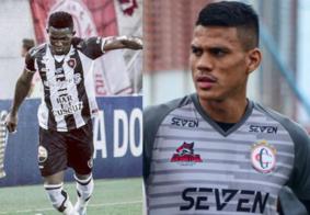 Botafogo-PB e Campinense registram as primeiras saídas de jogadores durante a paralisação do futebol