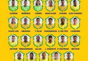 Confira os nomes convocados por Tite para Copa América