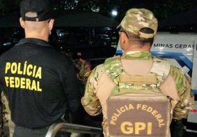 PF busca integrantes de facção criminosa na PB e mais 18 estados