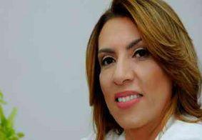 Diagnosticada com Covid-19, deputada Cida Ramos é hospitalizada em João Pessoa
