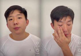 Pyong Lee chora ao pedir perdão para Sammy após separação