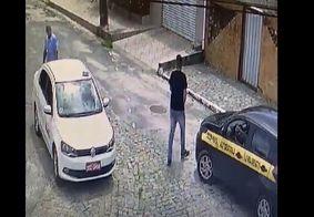 Sequestro-relâmpago: professor de autoescola é feito refém em João Pessoa