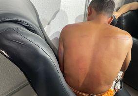 Alex foi preso na tarde desta quarta (8) na cidade de Ferreiros, no interior de Pernambuco.