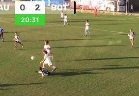 As belas venceram pelo placar de 3 a 0, com gols de Lu Meirelles