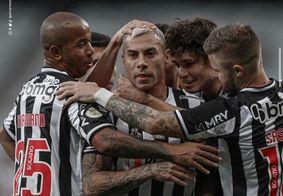 Vargas e Neto comandaram a vitória d ehoje