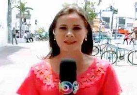 Equipe de TV fica no meio de tiroteio e leva susto em cidade da Paraíba