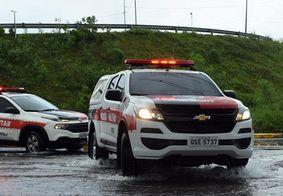 Polícia Militar prende suspeito de roubo após perseguição e troca de tiros em João Pessoa