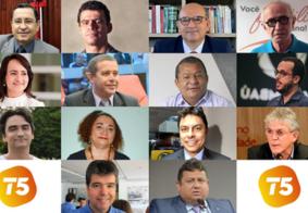 Ibope: Cícero Lucena lidera intenção de votos; Nilvan é o segundo