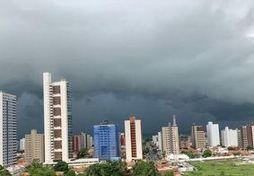 Alertas de chuvas intensas são emitidos para a Grande João Pessoa