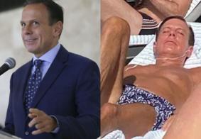 """""""Acorda pensando na minha sunga apertada"""", diz Doria sobre Bolsonaro"""