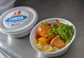 'Tá na Mesa': programa que fornece refeições na PB será permanente