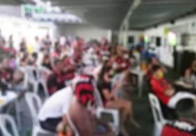 MPPB denuncia dono de bar após aglomeração em dia de partida do Brasileirão