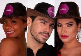 Enquete 'A Fazenda 12': quem você quer que fique entre Lidi, Mariano e Raissa?
