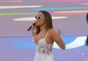 'Não falta mais nada nesta vida', diz Anitta após se apresentar na Copa América