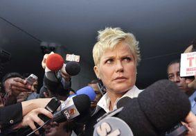 Xuxa sofre tentativa de golpe via WhatsApp