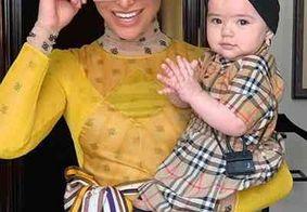 Zoe, filha de Sabrina Sato, confunde a mãe com Xuxa