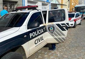 Homem é preso suspeito de agredir enteado de quatro anos na PB