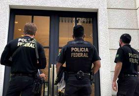 Em João Pessoa, PF investiga desvio de R$16 milhões em verbas públicas