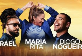 Ao vivo: acompanhe a Live de Rael, Maria Rita e Diogo Nogueira