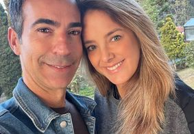 Cesar Tralli e Ticiane Pinheiro