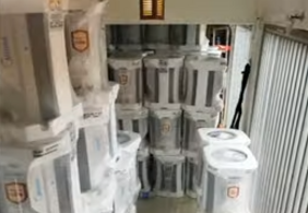 Polícia recupera carga roubada avaliada em R$ 400 mil, na Grande João Pessoa