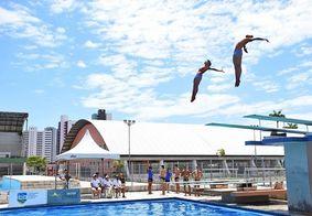 Campeonato Brasileiro Júnior de Saltos Ornamentais, em João Pessoa