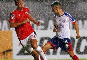 Bahia e Independiente empataram
