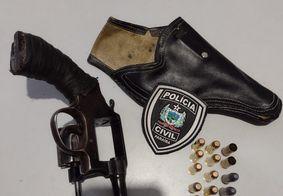 Preso suspeito de cometer homicídios no interior da Paraíba