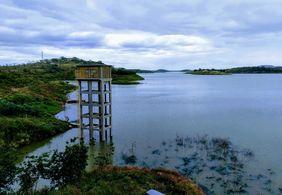 Açude de Boqueirão, na Paraíba, volta a receber águas da transposição