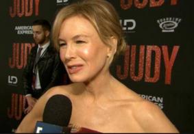 Renée Zellweger leva Globo de Ouro de melhor atriz