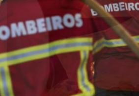 Homem morre carbonizado em incêndio em Lagoa Seca