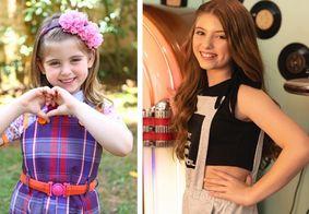 Veja o antes e depois do elenco de carinha de anjo