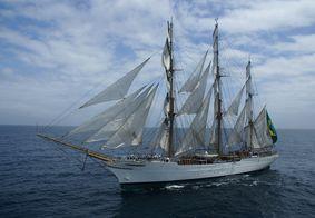 Navio Veleiro Cisne Branco, da Marinha brasileira