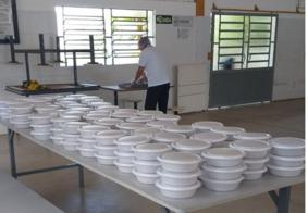 Sancionada lei que permite doação de refeições não vendidas