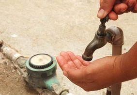 Torneira sem água em João Pessoa