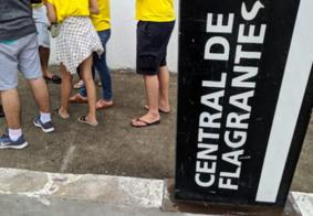 Em JP: grupo de estudantes é vítima de arrastão antes de embarque ao Recife