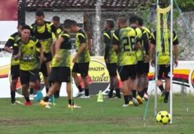 Botafogo-PB finaliza preparação para Final da Copa do Nordeste