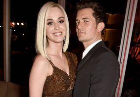 Katy Perry está grávida e ator Orlando Bloom é pai do bebê