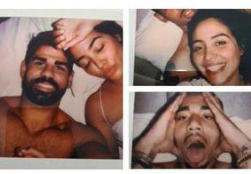 Fotos íntimas de jogadores brasileiros são encontradas dentro de Bíblia