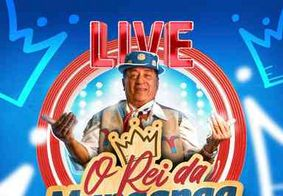 Após se recuperar de AVC, Genival Lacerda anuncia live