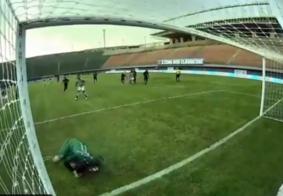 Ceará vence Vitória e se classifica para semifinais da Copa do Nordeste