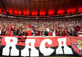 Torcida organizada do Flamengo é impedida de frequentar estádios