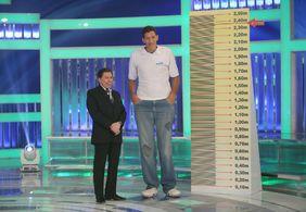 Ninão, o homem mais alto do Brasil, vai ter perna amputada na PB