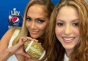Final do Super Bowl acontece neste domingo (2) com show de Shakira e Jennifer Lopez