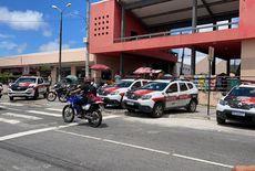 Polícia prende suspeito de tráfico no Mercado Central de João Pessoa