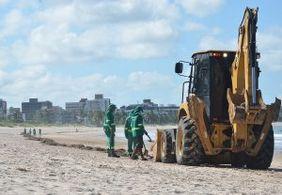 Lixo recolhido em praias de João Pessoa pode ser de outros estados, diz Emlur