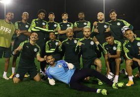 Palmeiras enfrenta o Tigres na semifinal do Mundial de Clubes neste domingo (7)