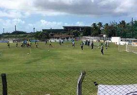 Botafogo-PB reduz salários de atletas e determina férias coletivas de 30 dias